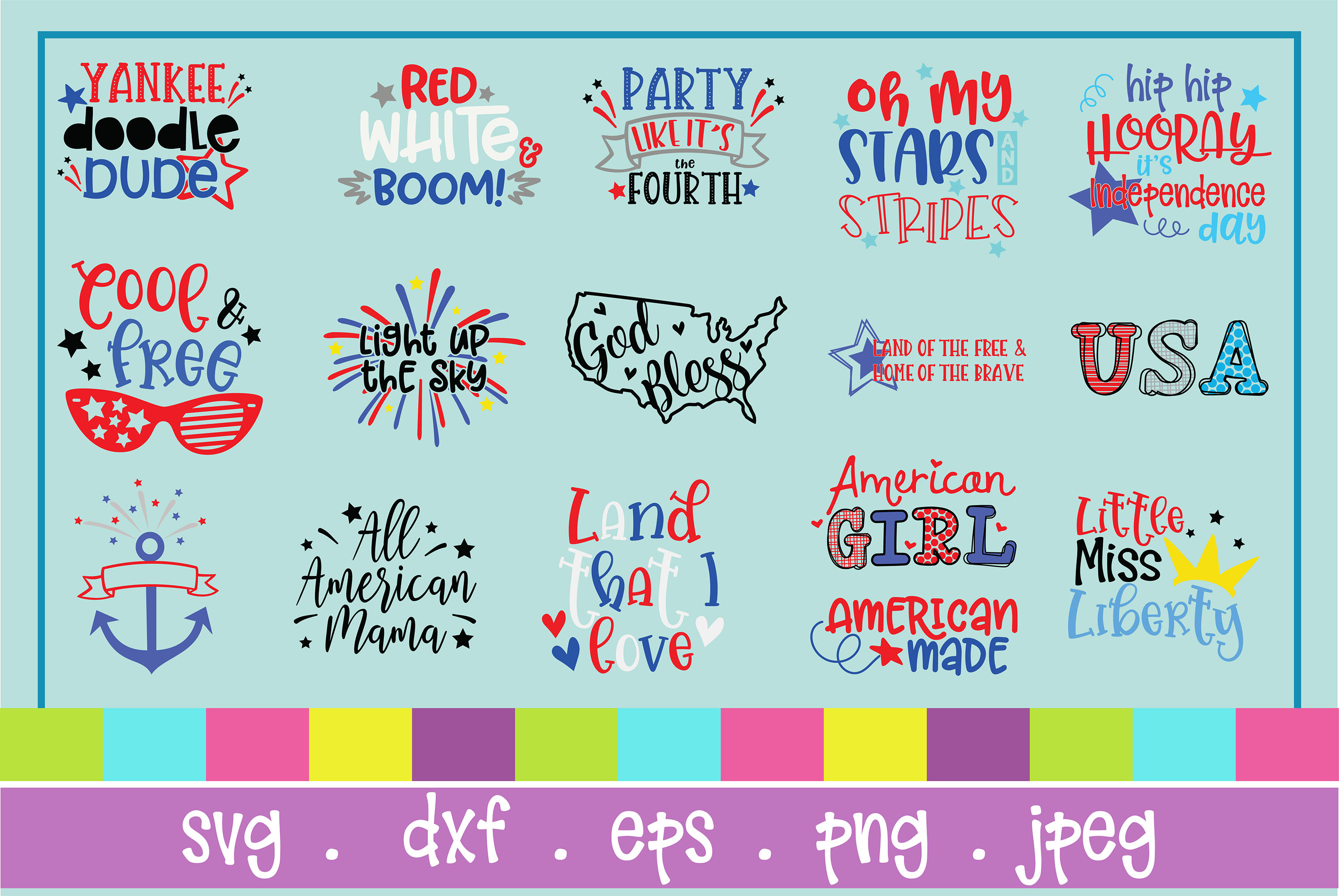 The Huge SVG Bundle Vol 2, 500 Cutting files, SVG, DXF,PNG example image 16
