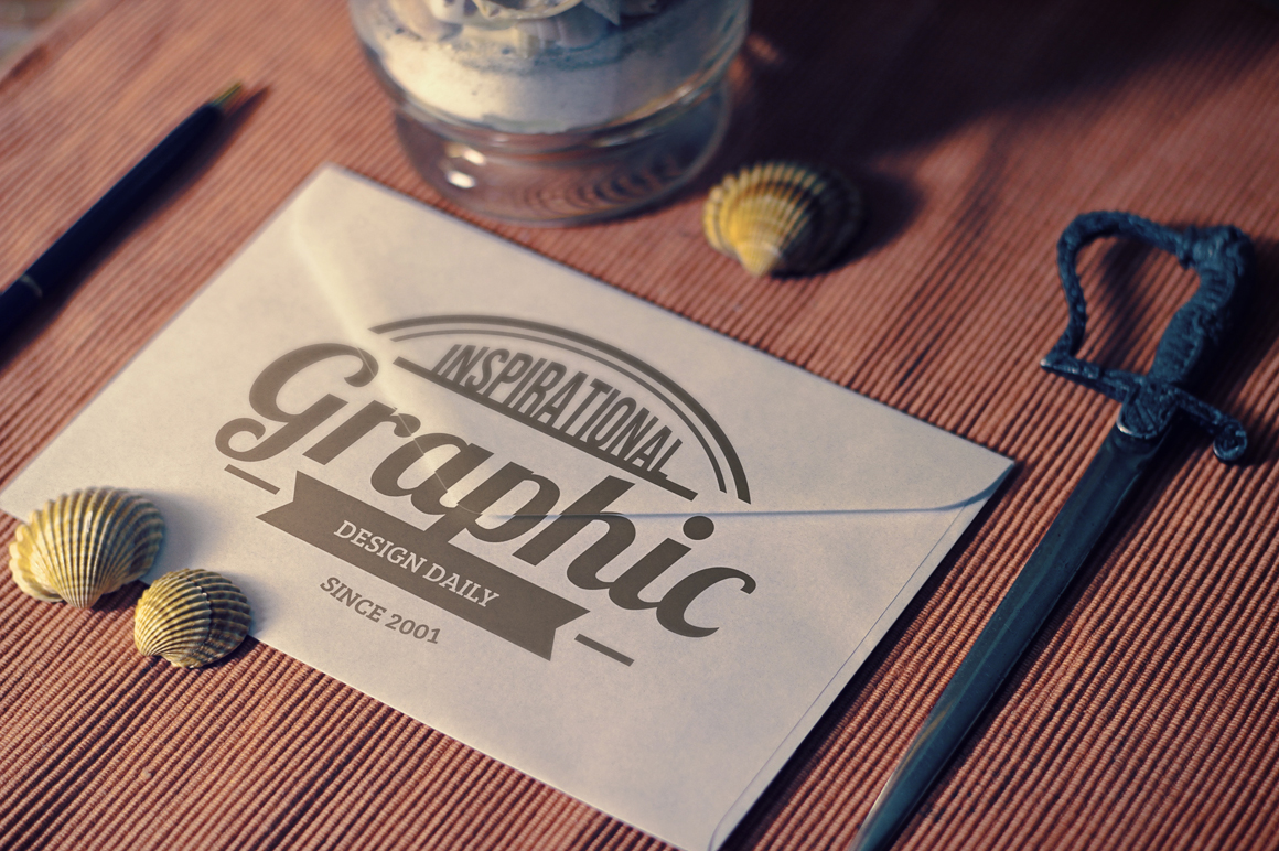 Perspective Logo Mockups Vol.1 example image 6