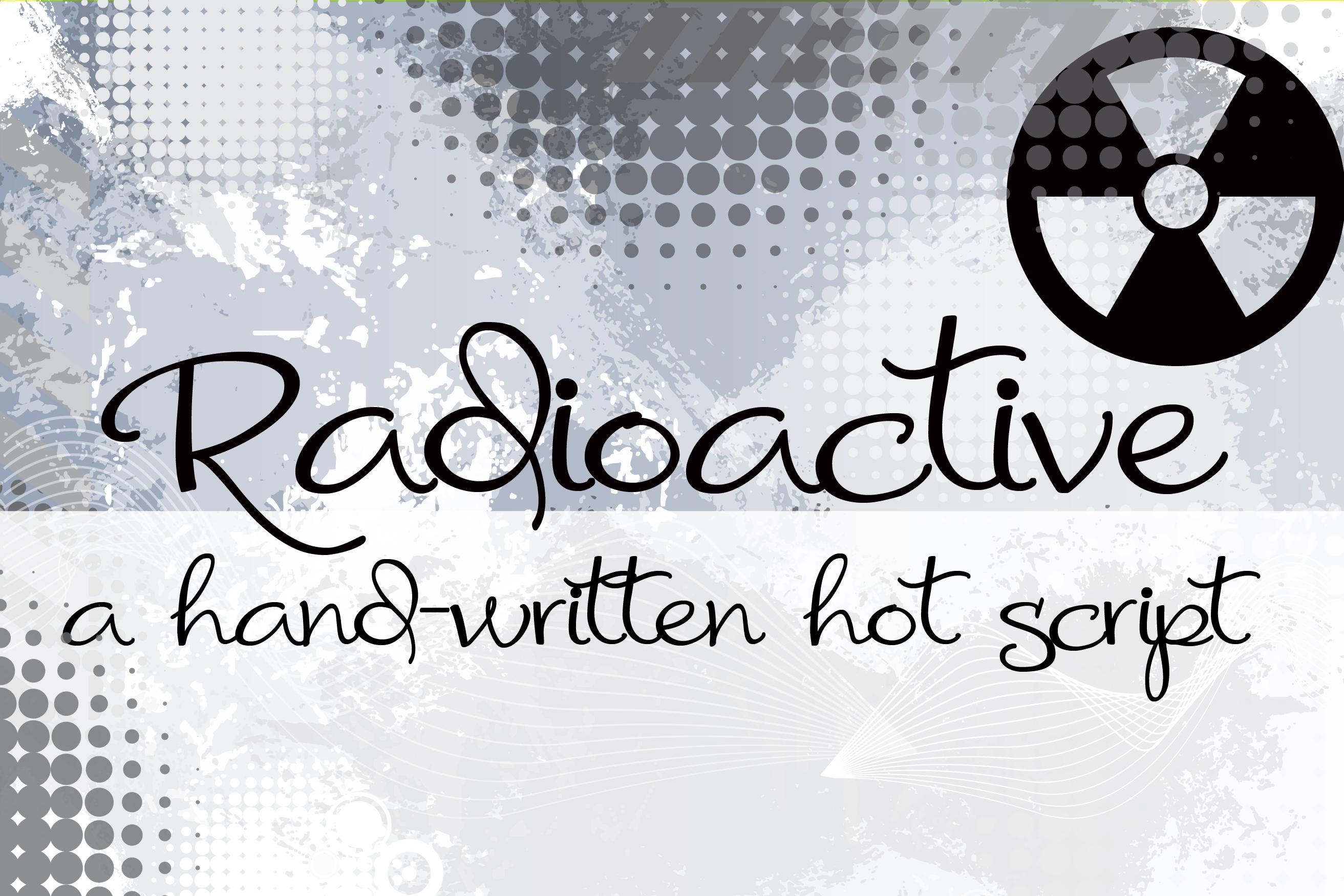 PN Radioactive example image 1
