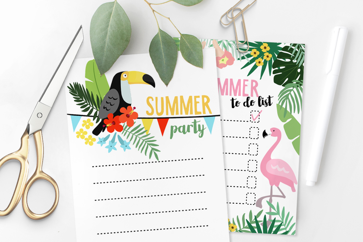 Tropical Summer Set example image 4