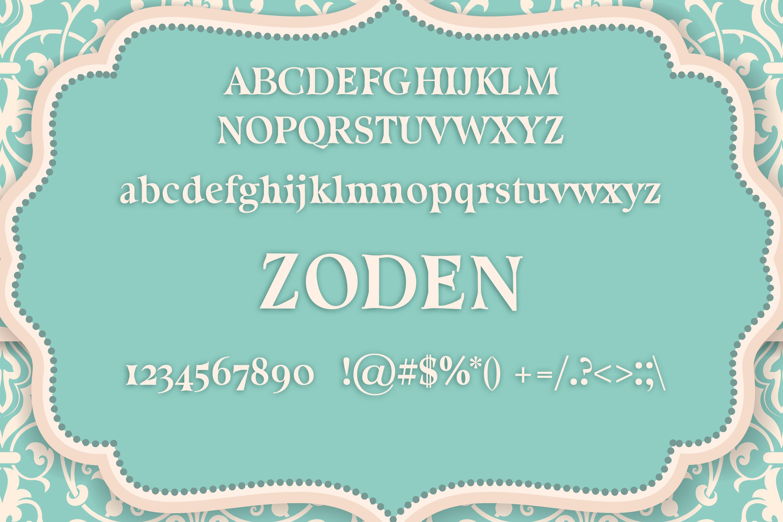 150 Premium Vintage Fonts example image 21