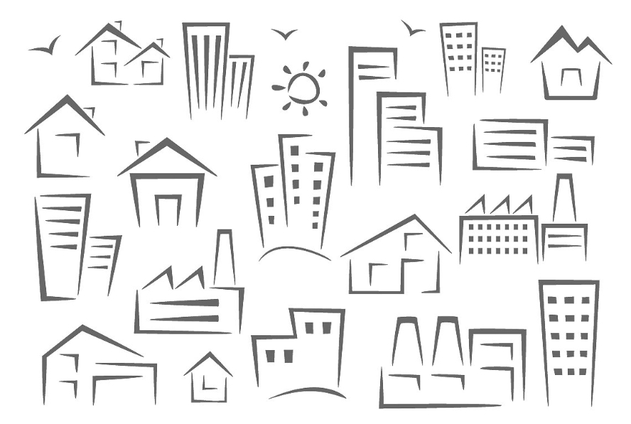 Corporate Business Logos set example image 2