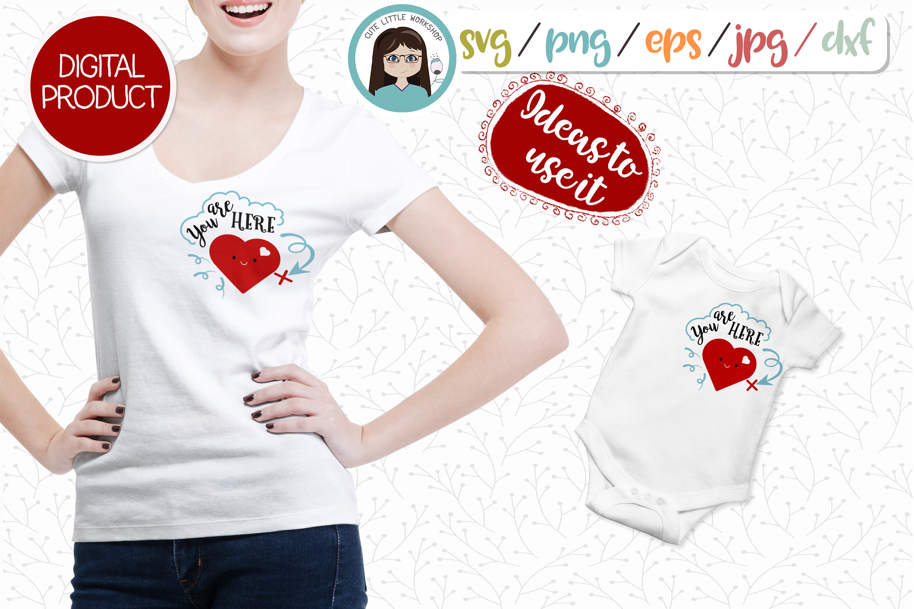 LOVE, Valentines svg, dxf, png, eps example image 1