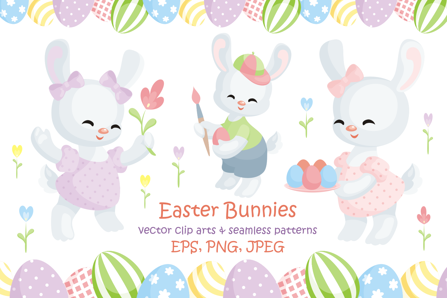 The Very Cute Graphics Bundle example image 13
