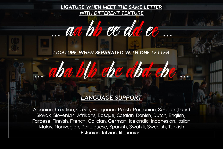 Novitha Script example image 6