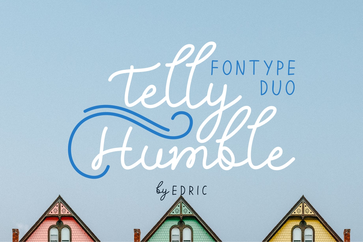 Telly Humble example image 2