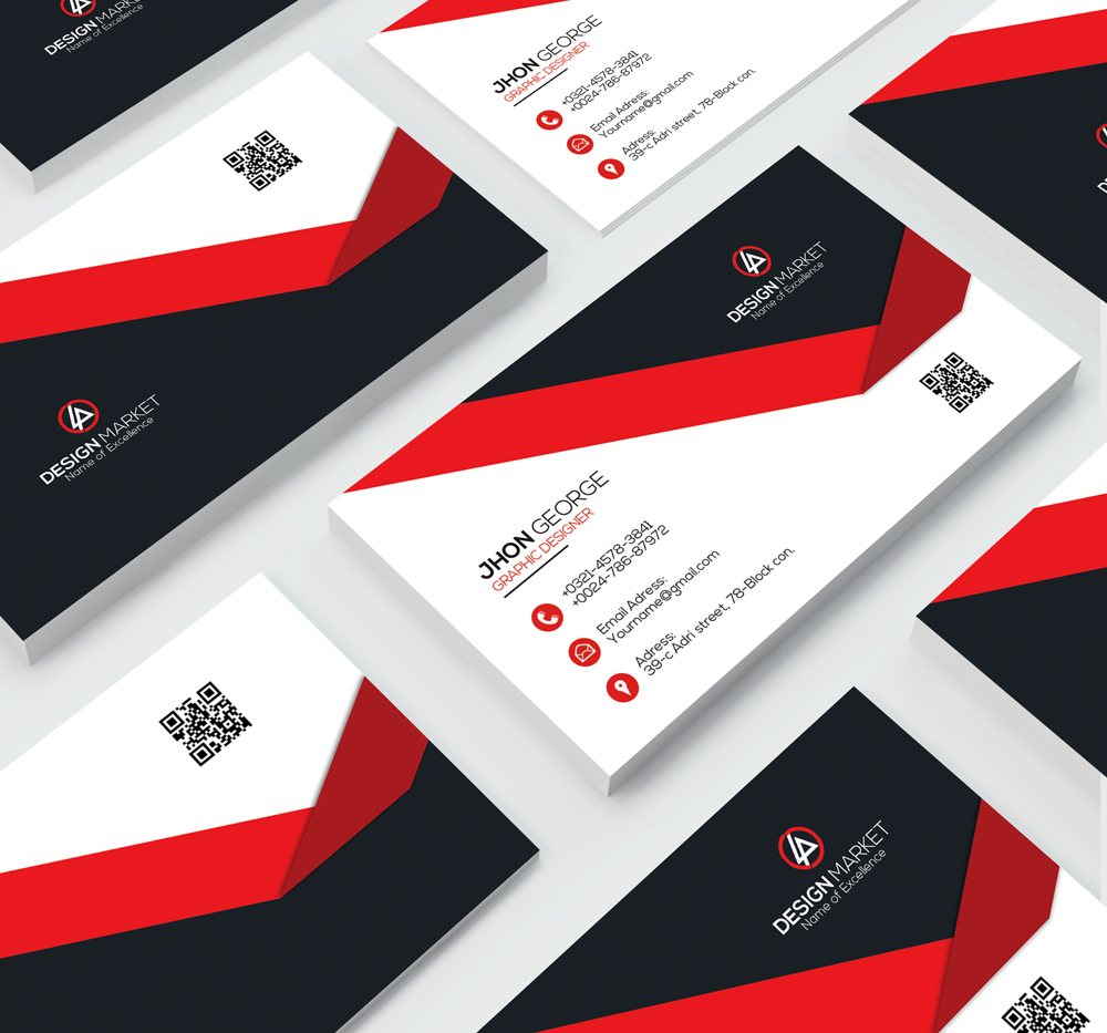 Business Cards Design example image 4