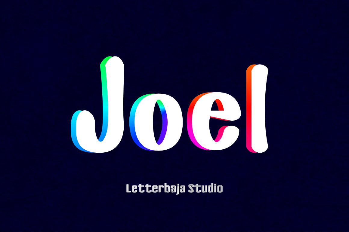 Joel Font example image 1