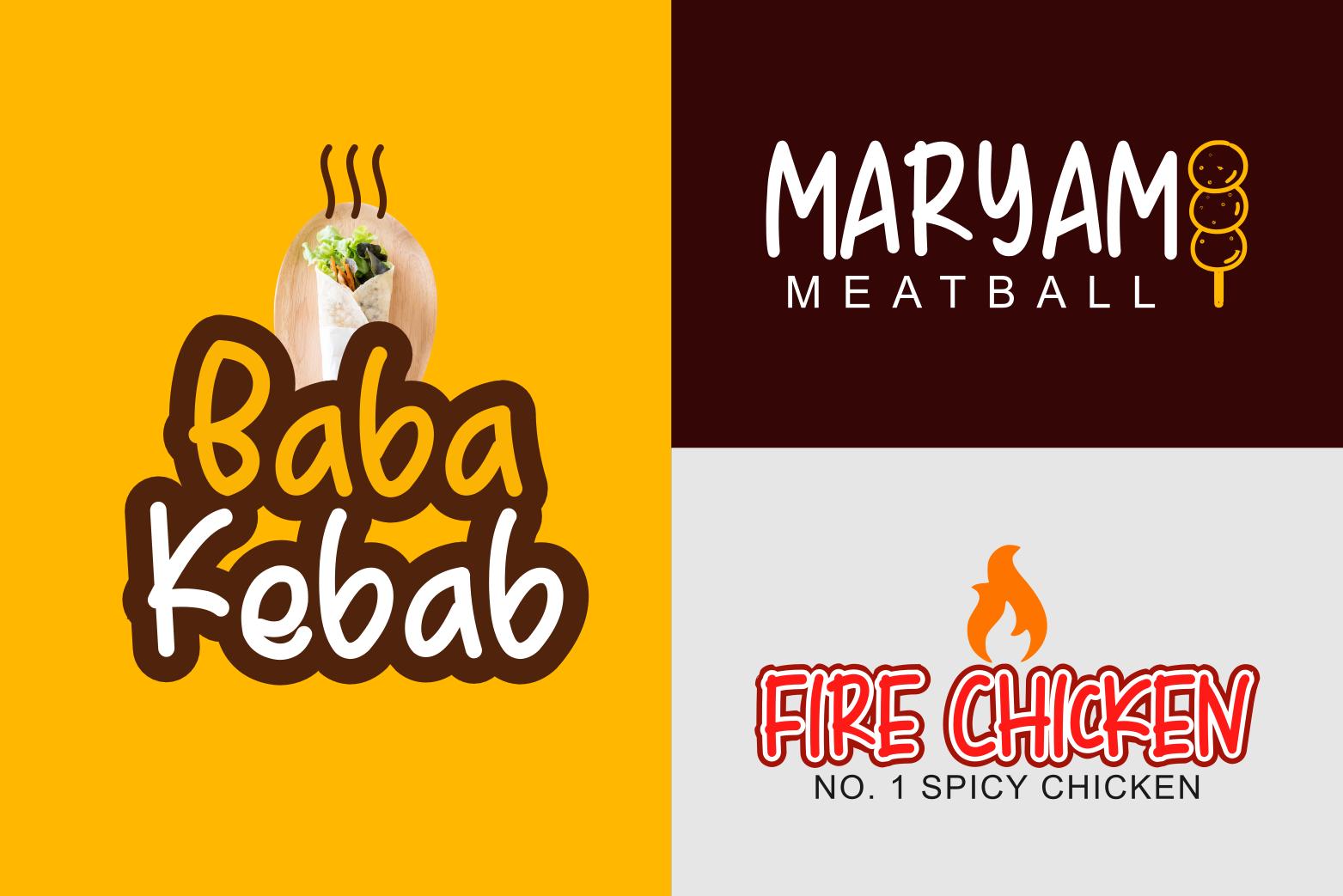 Mr. Kebab - Script Font example image 2