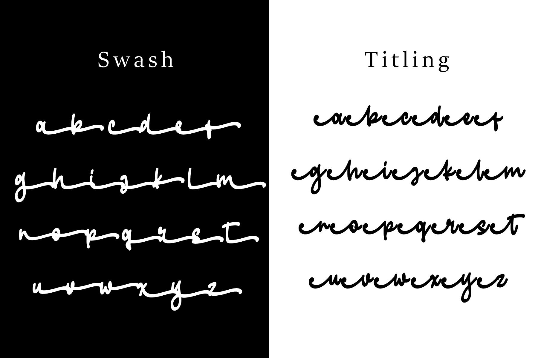 Skilled | Elegant Fonts example image 13