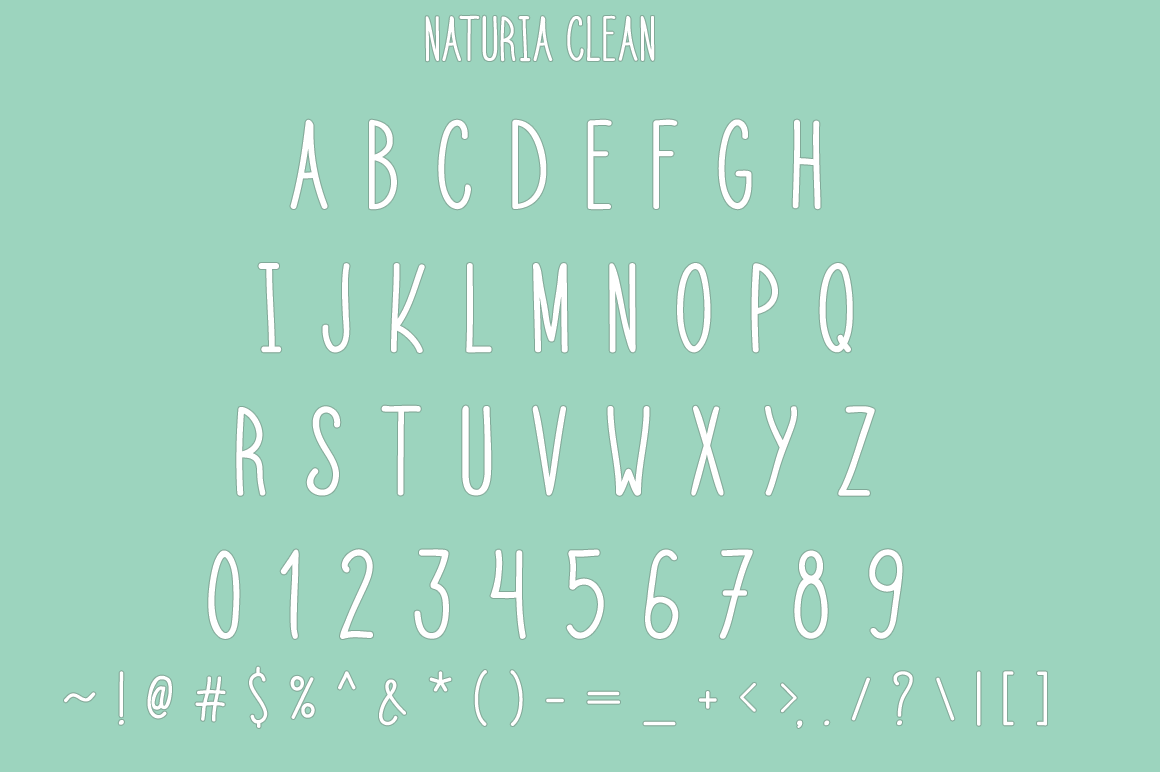 The Crafter's Font Bundle - 12 Font Families & Bonus Extras example image 9
