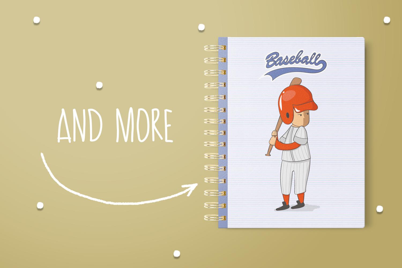 Baseball example image 5