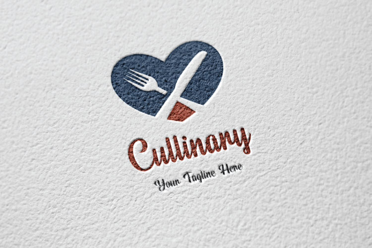 Culinary Arts, Restaurant Logo example image 4