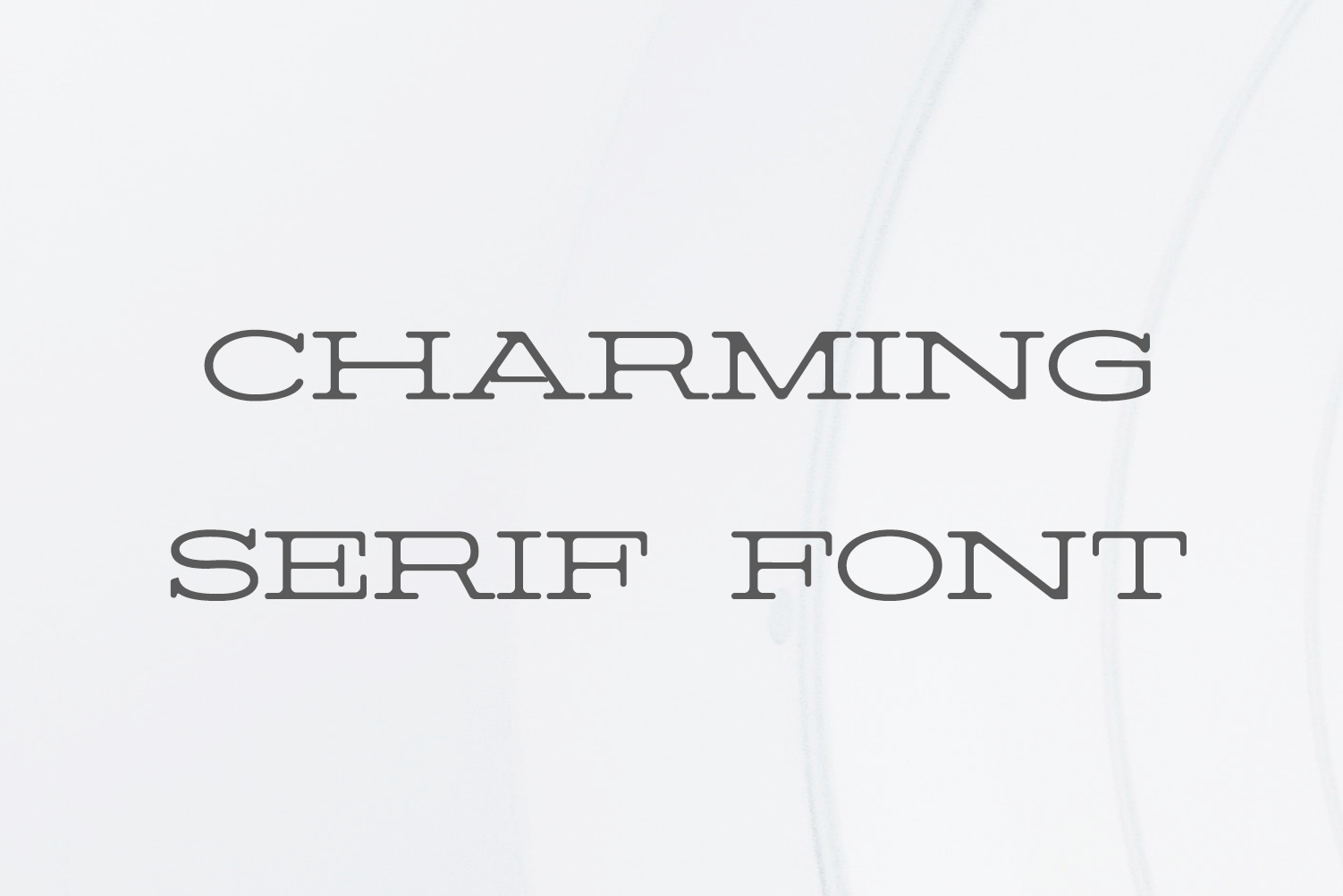 Barric A Serif Font Family example image 7