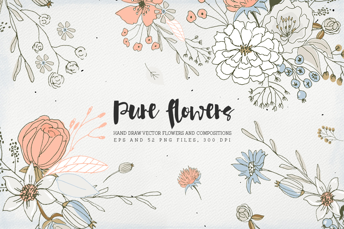 Pure Flowers example image 1