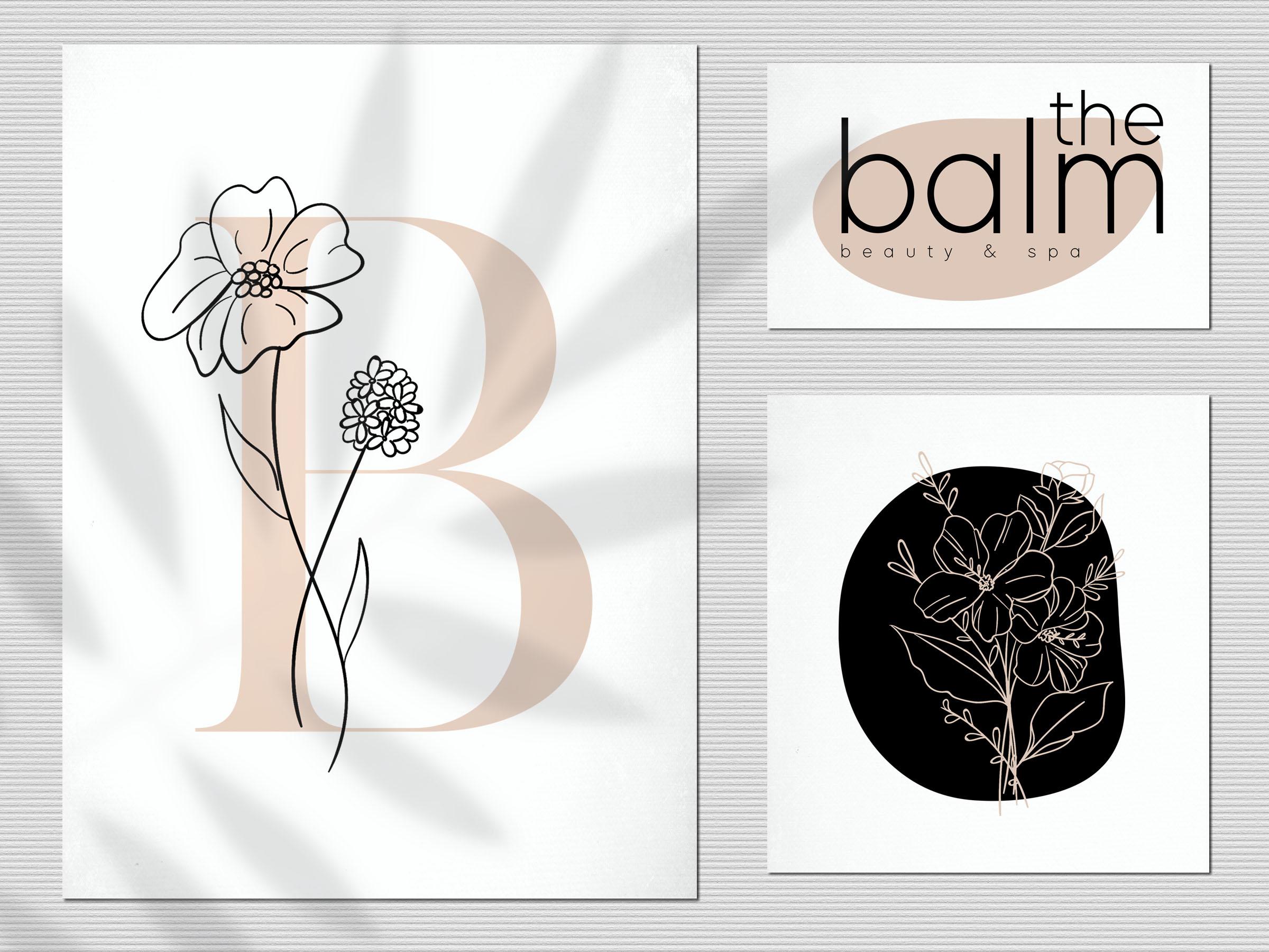 Branding Design Kit - DIY Logo example image 5
