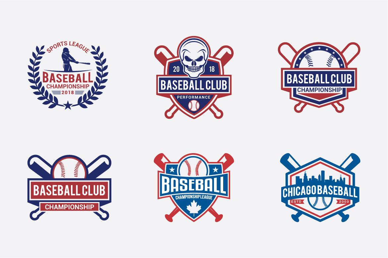 173 Sports Badges and Logo Bundle example image 9