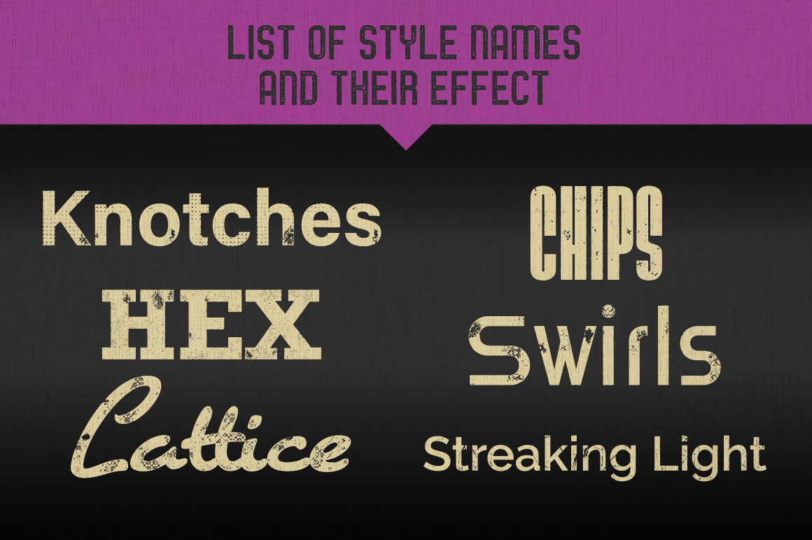 Letterpress Vector Textures example image 13