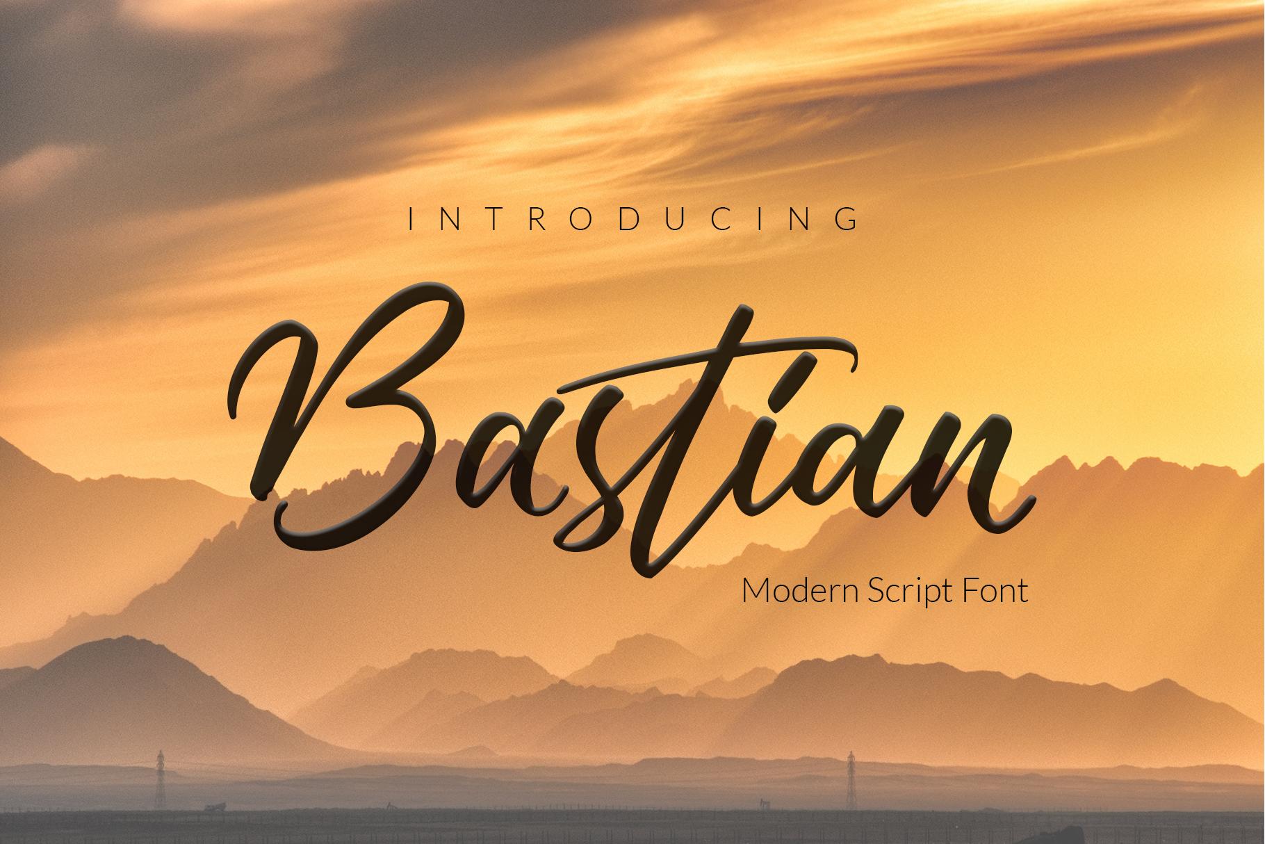 Bastian example image 1