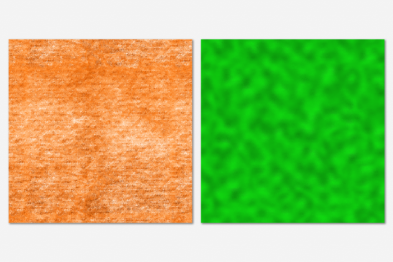 Neon Foil Backgrounds - 10 Seamless Neon Metallic Textures example image 12