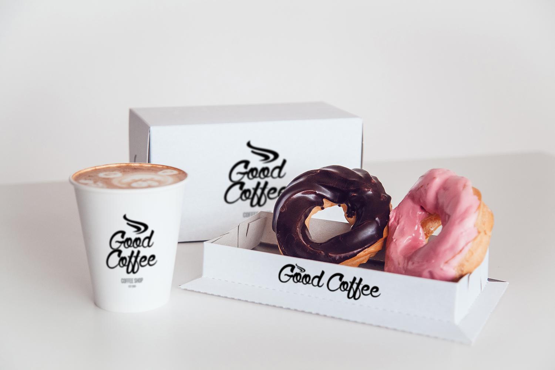 Coffee Branding Mock-up Vol 3 example image 4