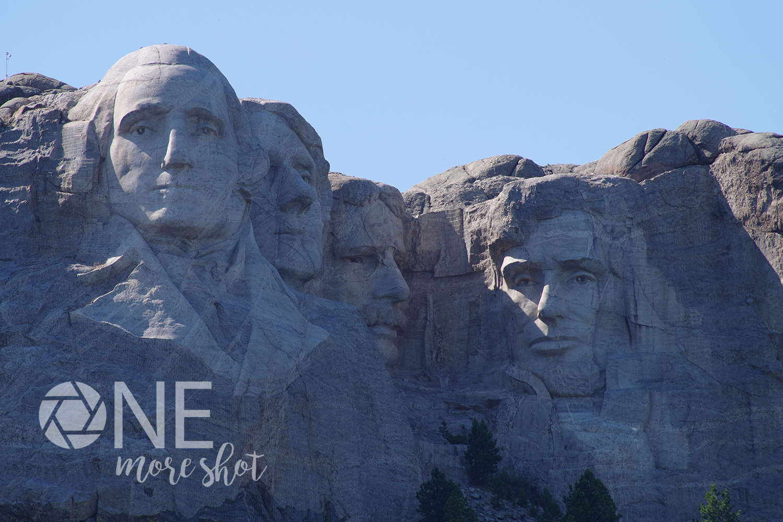 Mount Rushmore Stock Photo - National Park Photo example image 1