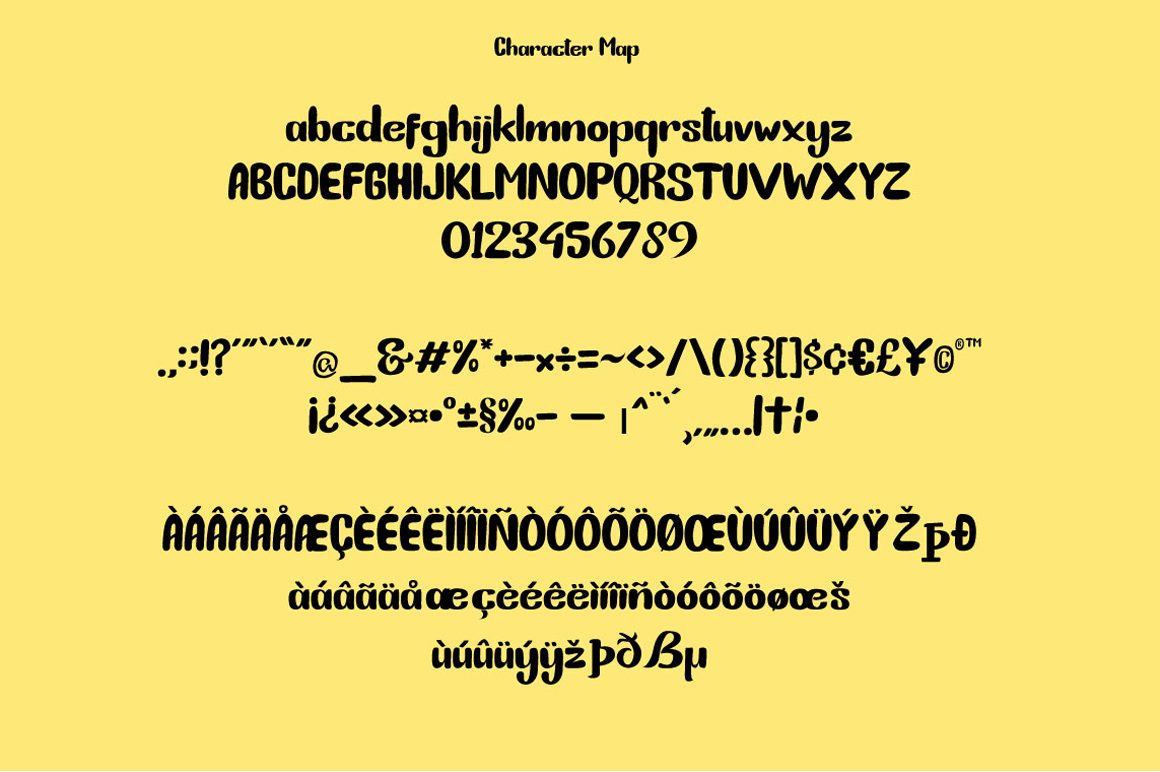 Bunny Funny | Playfull Font example image 2