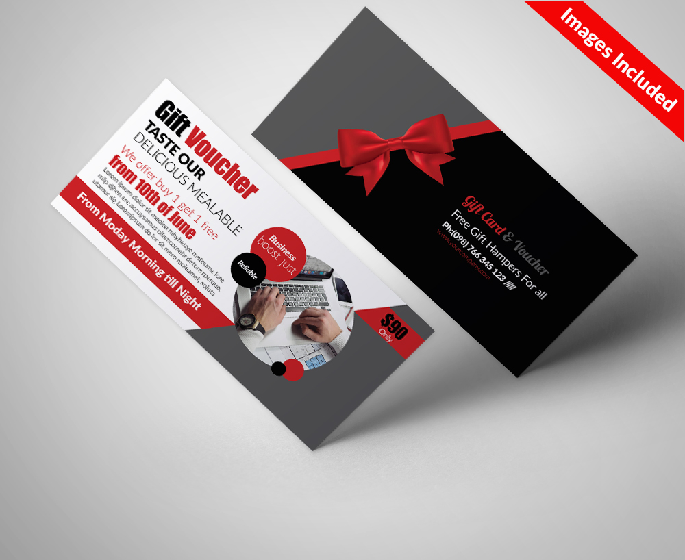 Multi Purpose Business Vouchers example image 1