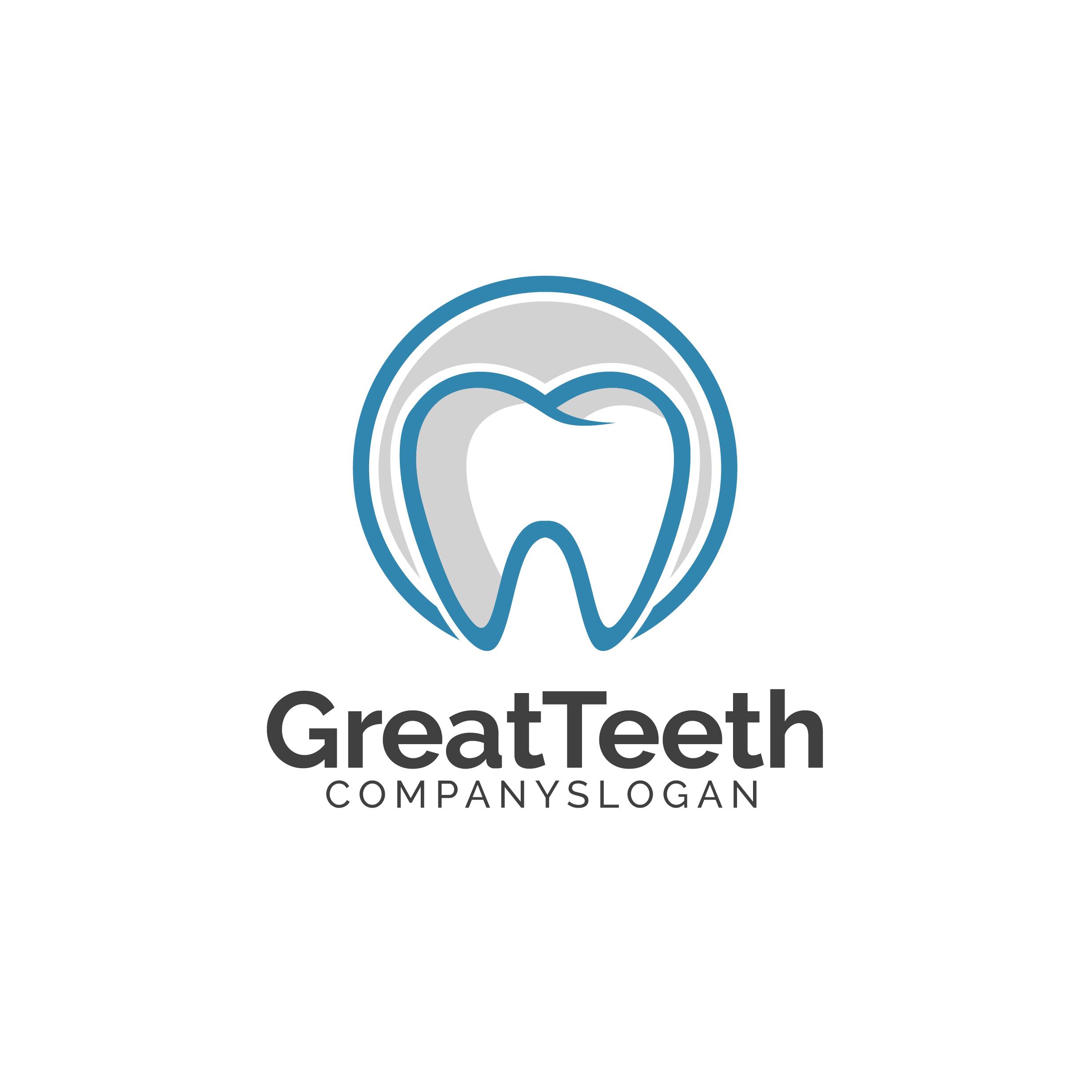 Great Teeth Dental Logo example image 2
