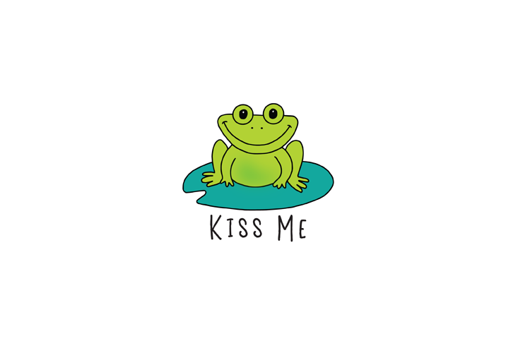 Frog SVG example image 2