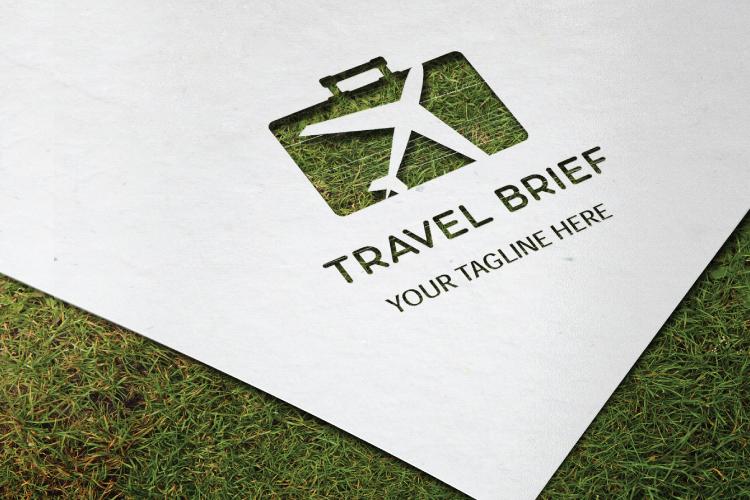 Airplane Travel Logo example image 4
