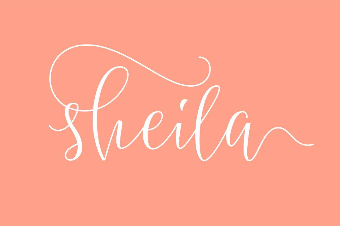 Arthila Script-50% OFF example image 3