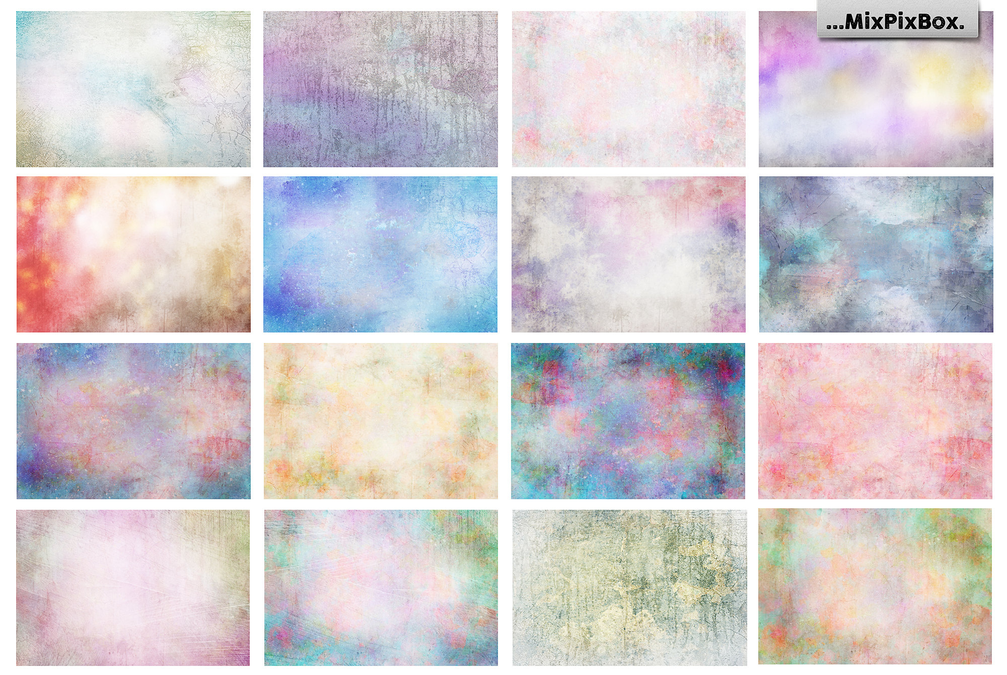 Pastel Fine Art Textures example image 6