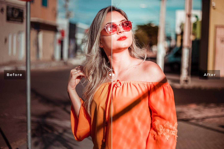 Sun Kissed Mobile & Desktop Lightroom Presets example image 5