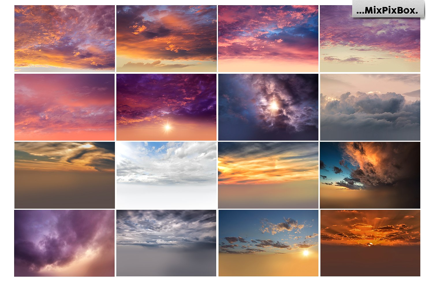 Beautiful Sky Overlays example image 3