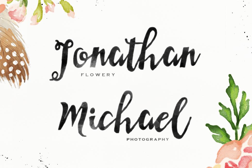 Quintessa Typeface example image 3