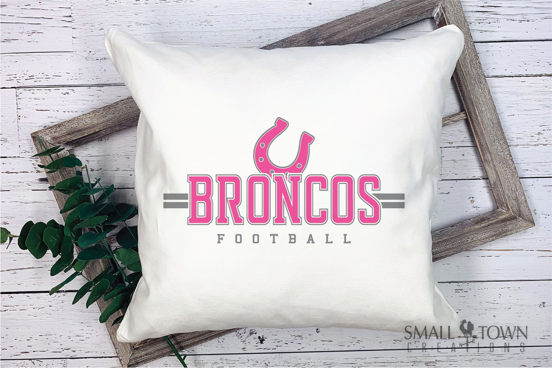 Bronco Football, Football, Sport, Team, PRINT, CUT & DESIGN example image 5
