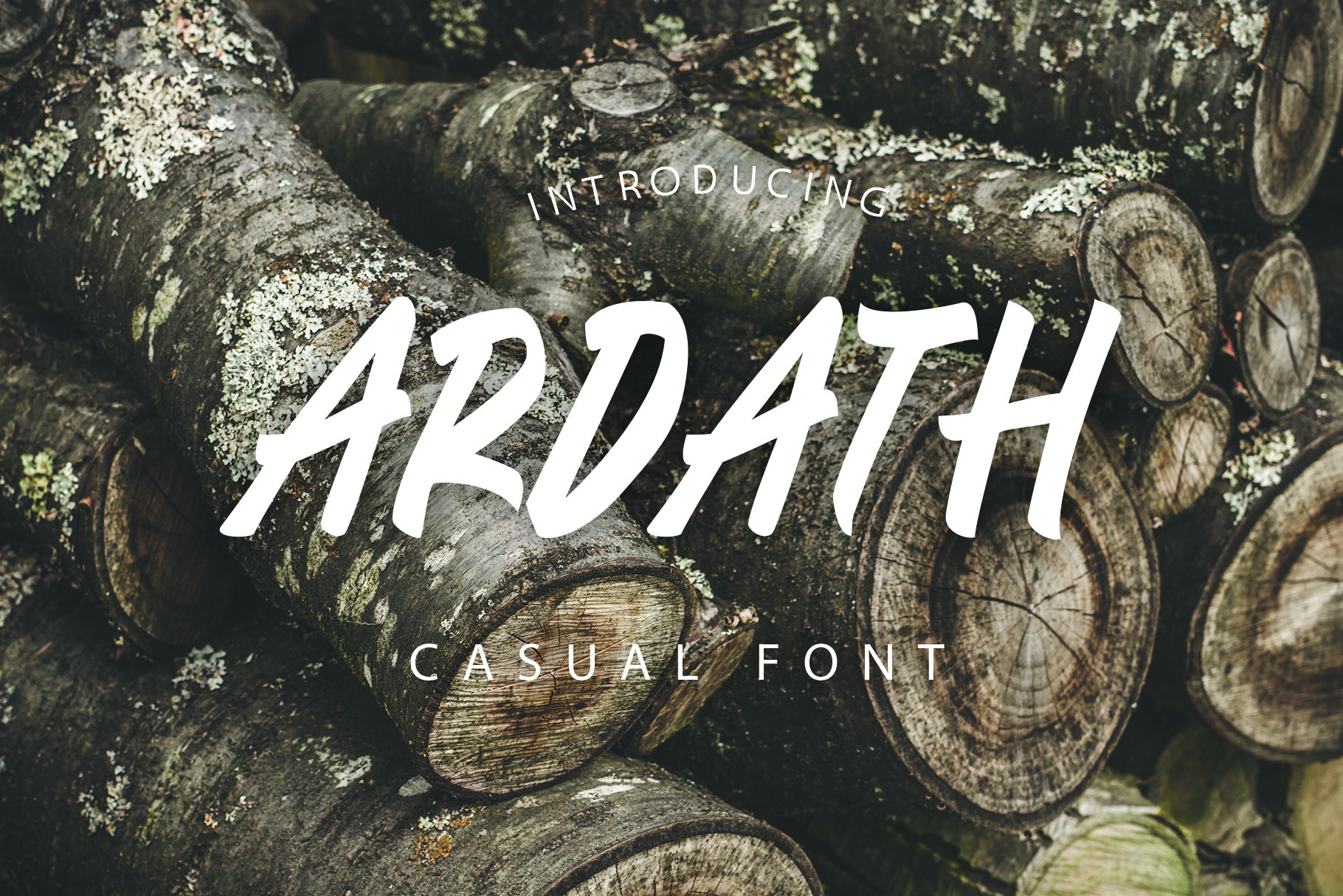 ARDATH Font example image 1