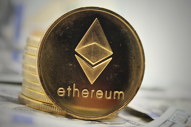 Cryptocurrency Coins. Bitcoin, Ripple and Ethereum JPEG Set example image 12