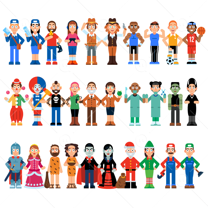 90 Miscellaneous Avatar Characters example image 3