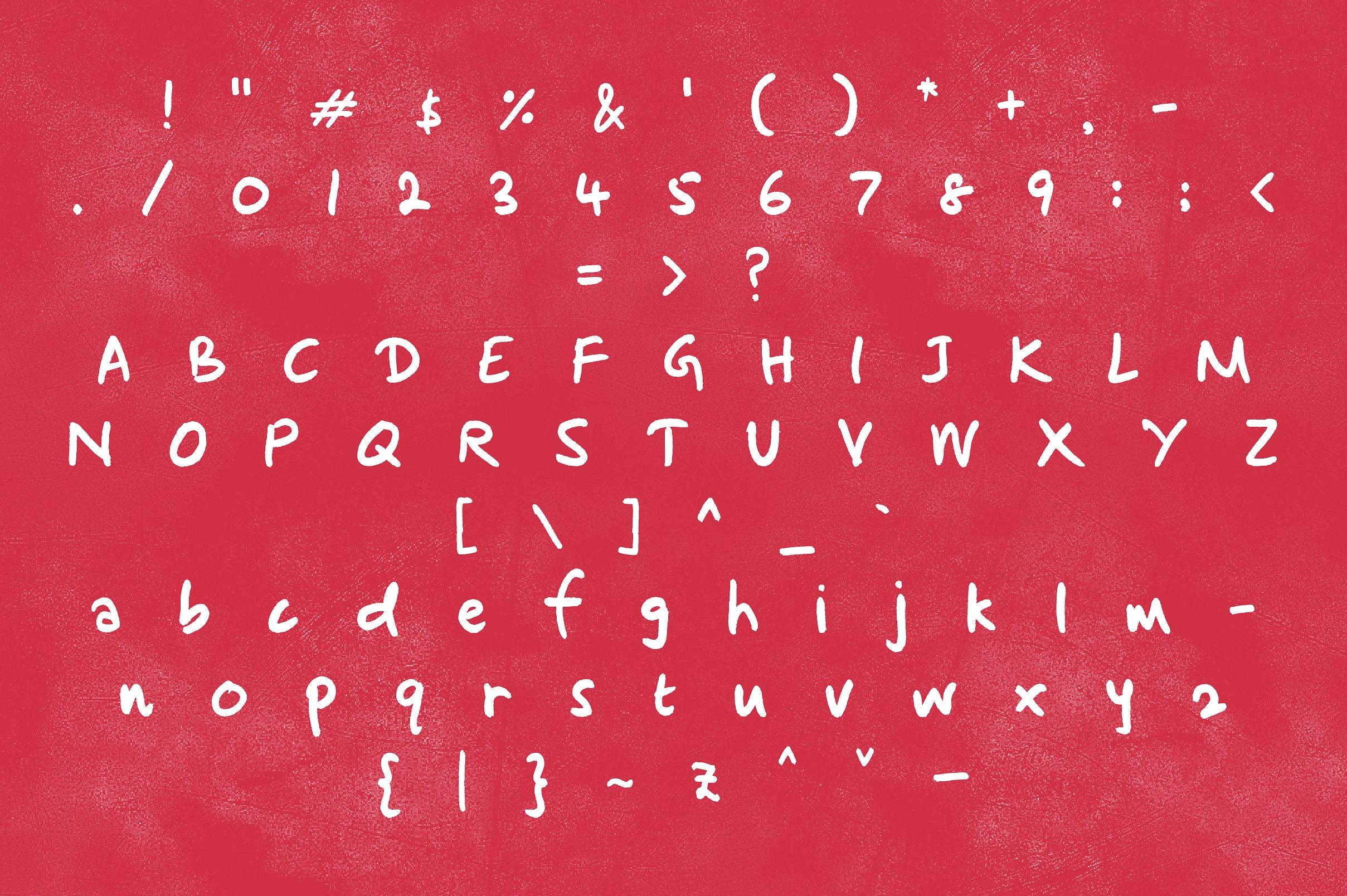 Solvanam  Font example image 3