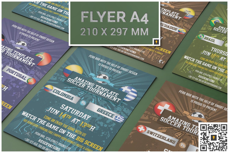 Flyer Bundle 50% SAVINGS example image 14