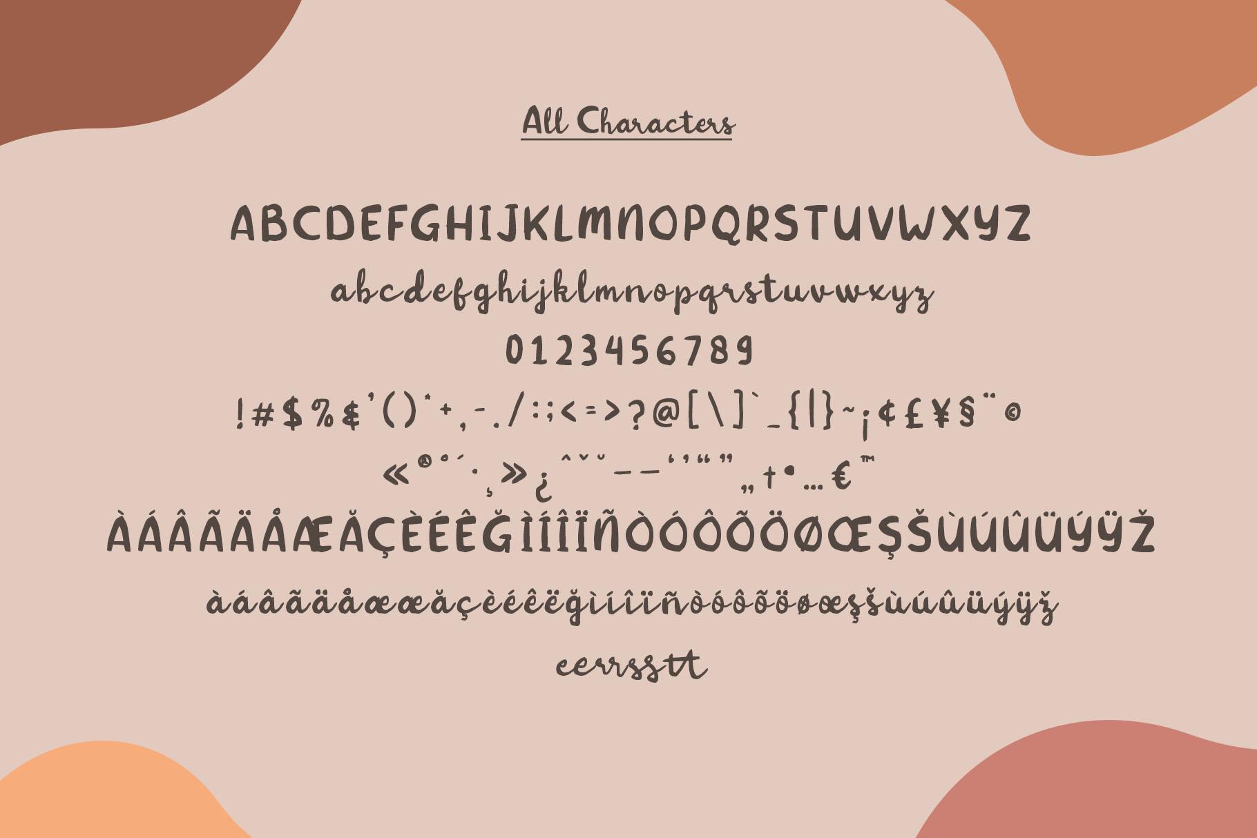 Kitten Days - Handwritten Font example image 9