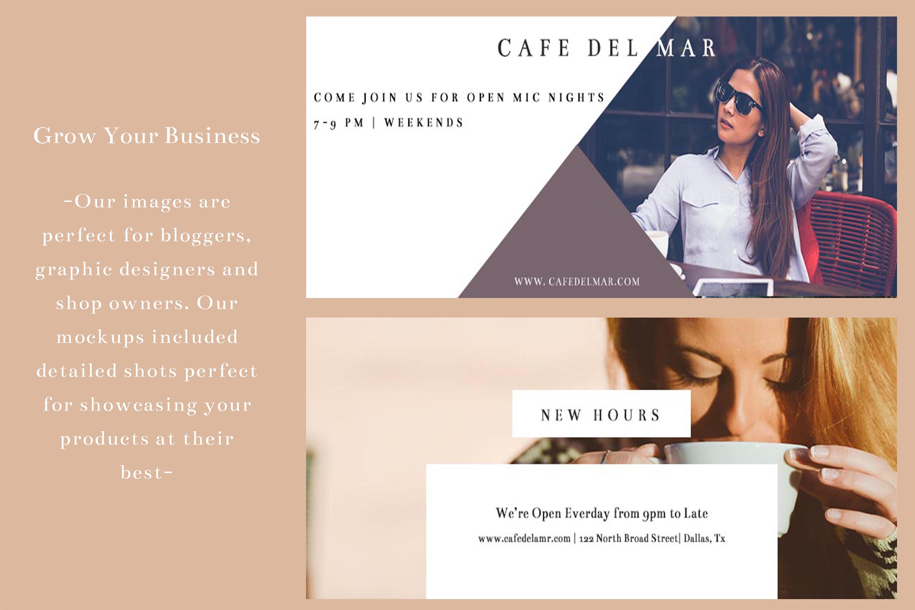 Facebook Ads/ Facebook Cover Templates/ Facebook Banners example image 3