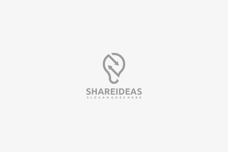 Share Ideas Logo example image 2