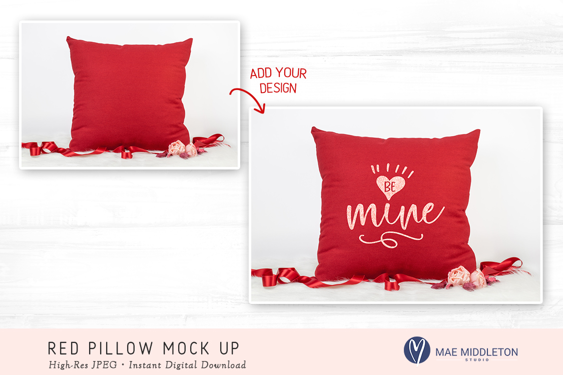 So Much Love! Mock up Bundle, valentine styled photos example image 7
