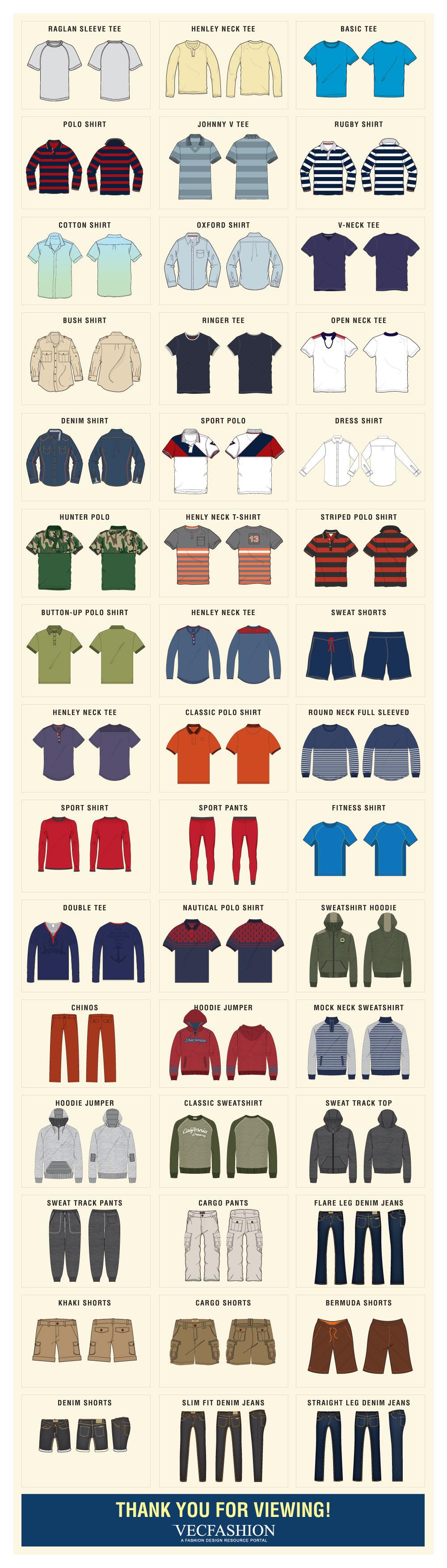 Men Fashion Templates Mega Bundle Offer Pack! example image 3