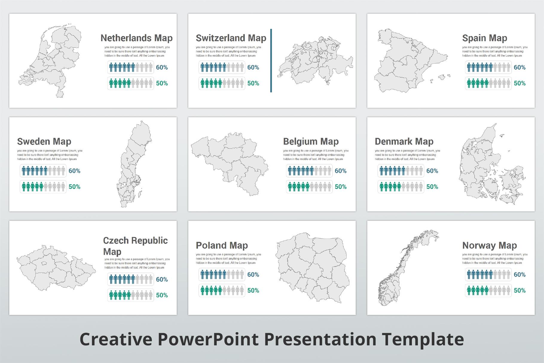 Creative multipurpose PowerPoint Presentation Template example image 19