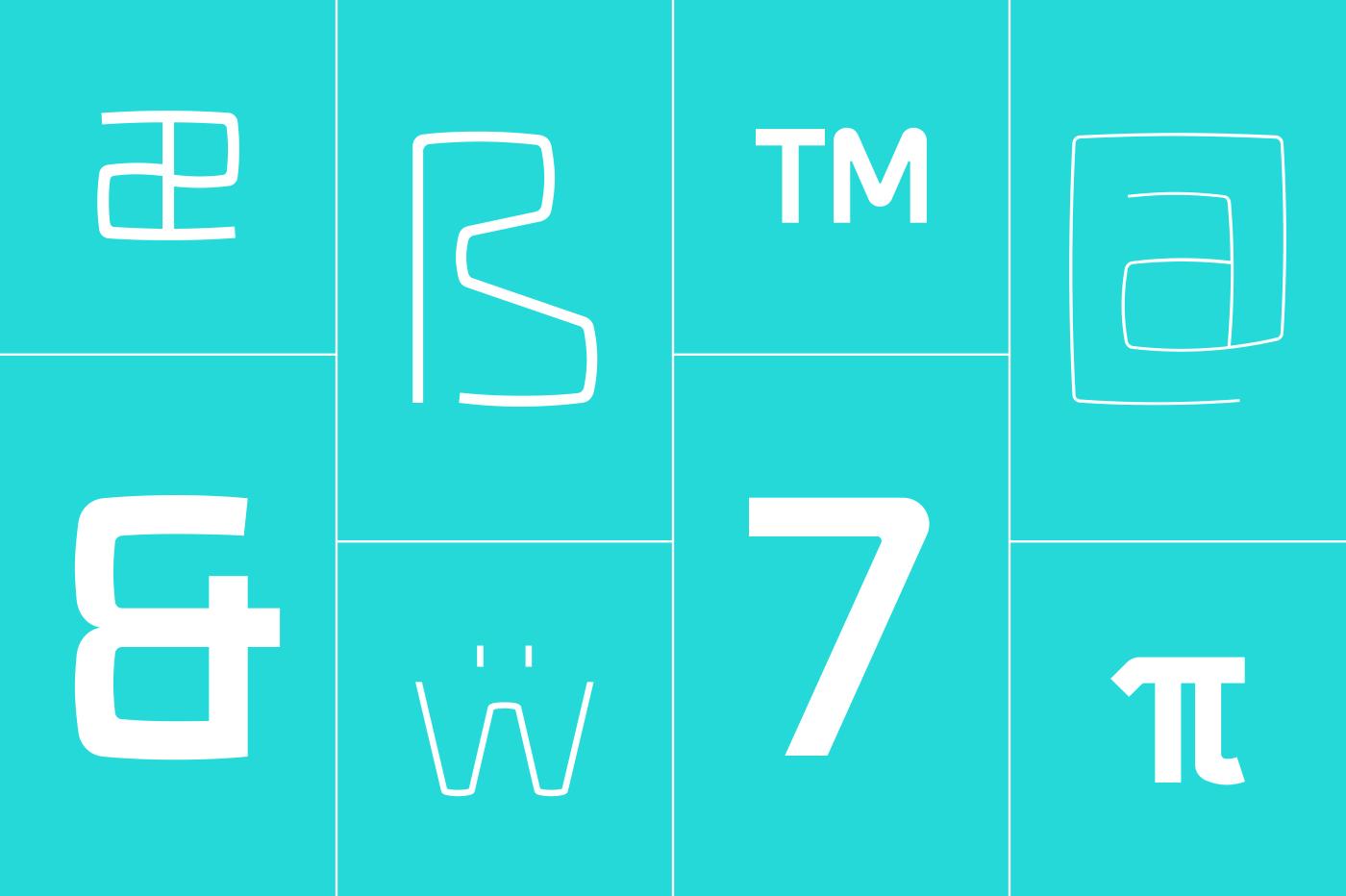 Fenton Typeface Family [75% OFF] example image 5