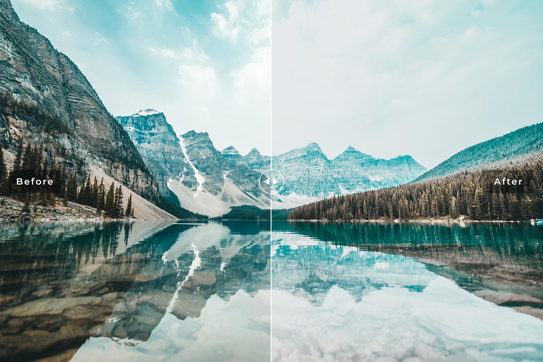 Canada Mobile & Desktop Lightroom Presets example image 6